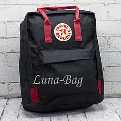 Городской рюкзак Travel Republic 3 Цвета Черный.