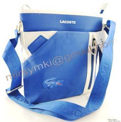 Сумка Lacoste sporting street blue (Размер 25х25х5)