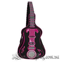 Рюкзак-Гитара 2 Цвета Малиновый (Размер 50*30*8)