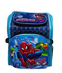 """Рюкзак школьный """"Junior""""с рисунком  Spider-Man (35*25*15)"""