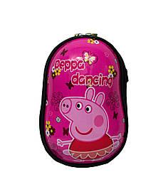 """Детская сумка с рисунком"""" Peppa Pig""""Цвет Розовый (Размер 21*13,5*9)"""