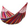 Гамак подвесной для отдыха тканевый Mexikan Hammock (Разноцветный), фото 3