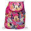 Детский рюкзак с рисунком (Mickey Mouse) 5 Цветов Малиновый (35x32x12 см.)В упаковке 12 шт, фото 2