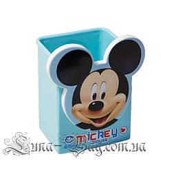 """Органайзер для ручок """"Mickey"""" 2 Кольори Блакитний (Розмір 11*9*7)"""