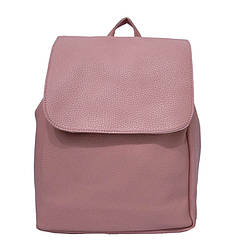 Жіночий рюкзак міський 4 Кольори Рожевий(Розмір 30*23*12)