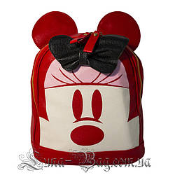 "Рюкзак ""Minnie"" 2 Цвета Красный (Размер 32*30*15)"