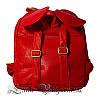 "Рюкзак ""Minnie"" 2 Цвета Красный (Размер 32*30*15), фото 3"