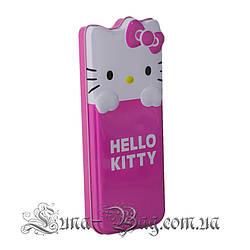 """Дитячий Пенал """"Hello Kitty"""" 2 Кольори Рожевий (Розмір 22*8.5*3)"""