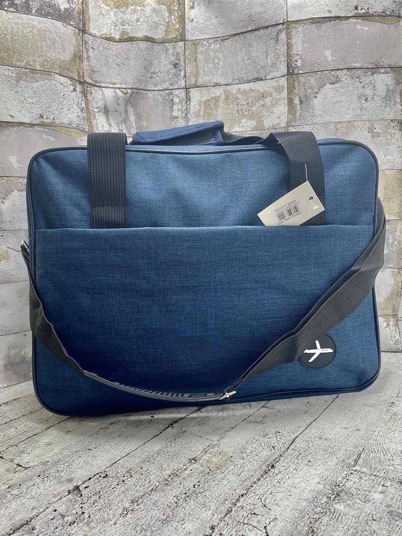 """Дорожня сумка """"Travel"""" 4 Кольори : Синій"""