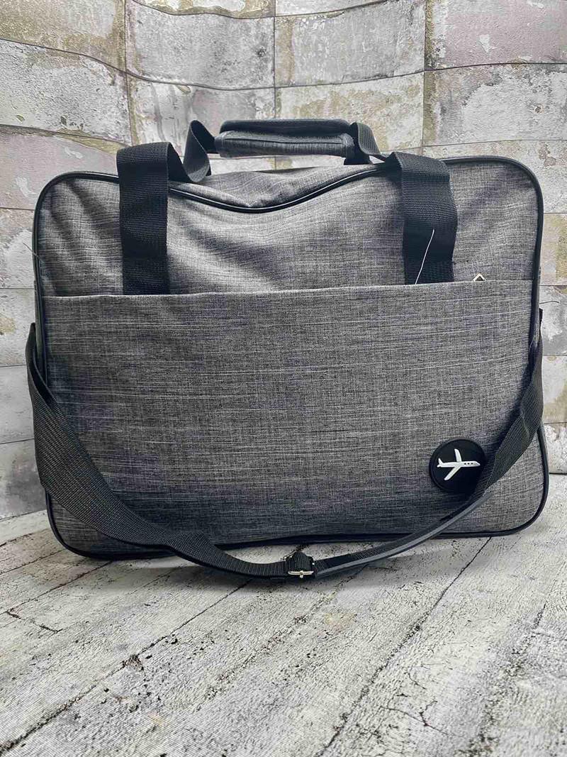 """Дорожная сумка """"Travel"""" 4 Цвета : Серый"""