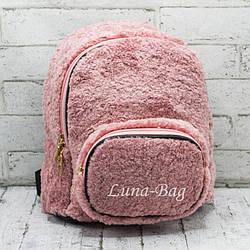 Рюкзак Жіночий 4 Кольори Рожевий