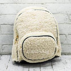 Рюкзак Жіночий 4 Кольори Білий