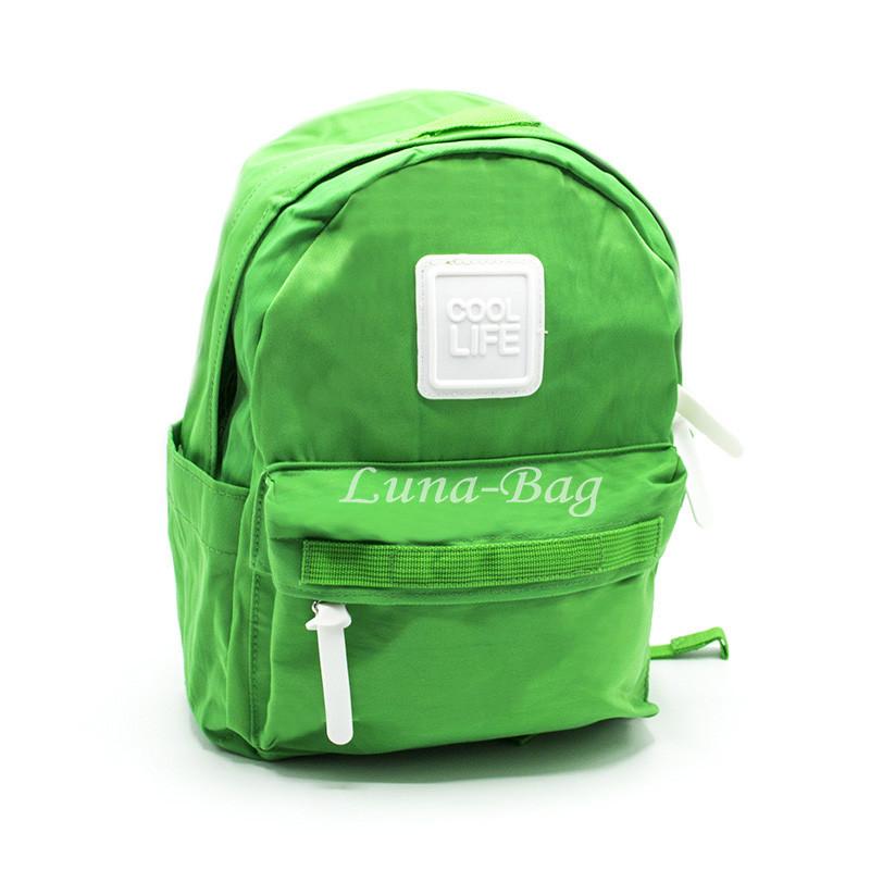 Рюкзак Жіночий 3 Кольори Зелений
