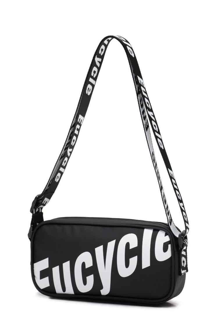 Спортивна сумка Eucycle 3 Кольори Чорний