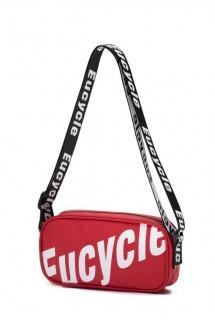 Спортивна сумка Eucycle 3 Кольори Червоний