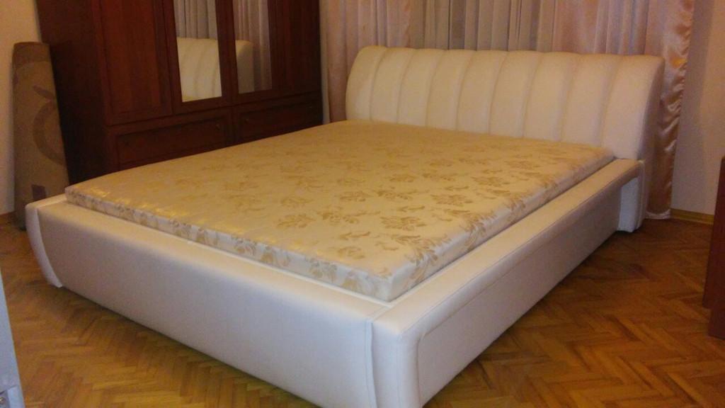 Двоспальне ліжко Грація 1