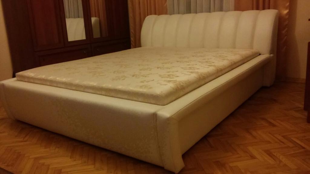 Двоспальне ліжко Грація 2