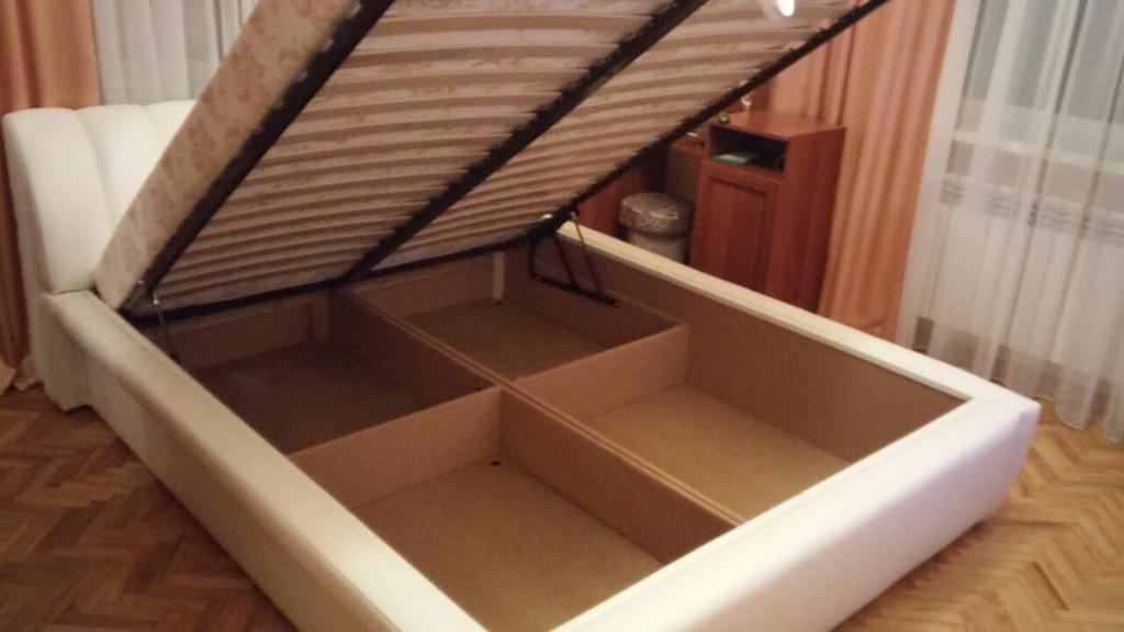 Двоспальне ліжко Грація 3