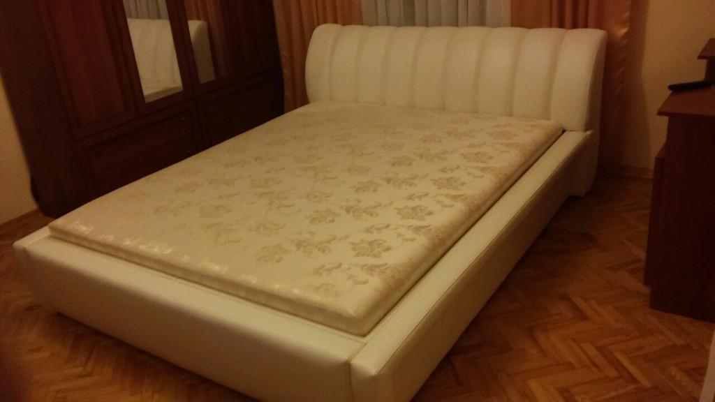 Двоспальне ліжко Грація 5