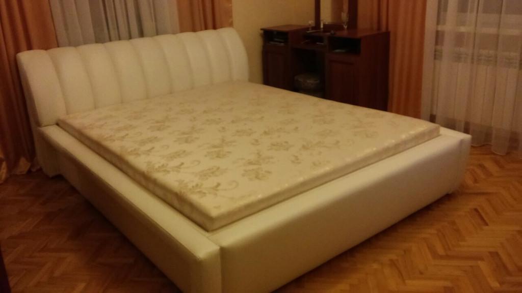 Двоспальне ліжко Грація 6