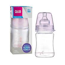 Стеклянная бутылочка Lovi Diamond Glass 150 мл Baby Shower girl 74 104girl, КОД: 2425513