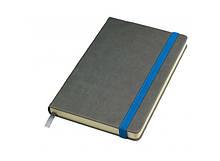 Бизнес-блокнот Adenki Fancy на синей резинке 76-152-15114810, КОД: 1852169