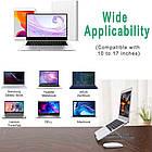 ОПТ Регульована складна підставка для ноутбука Laptop Stand, підставка-тримач для планшета, фото 7