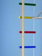 Веревочная лестница для детей (8 ступеней) - 2 мп