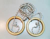 Гимнастические кольца для взрослых (gymnastic rings), фото 1