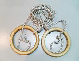 Гимнастические кольца для взрослых (gymnastic rings)
