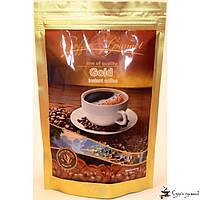 Растворимый кофе Gourmet Голд м/у 140г, фото 1