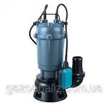 Дренажно-фекальні електронасоси Насоси плюс обладнання WQD 10-8-0,55 F