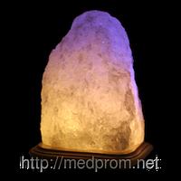 Соляная лампа Скала 1-2 кг