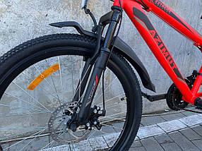 """Велосипед Azimut Extreme 26"""" красный, фото 3"""