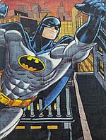 Плед микрофибра 150*200 BATMAN CITY
