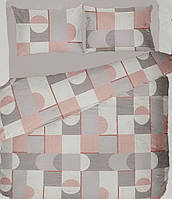 Комплект постільної білизни євро СКОУП (нав. 70*70)