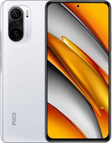 Xiaomi POCO F3 6/128Gb white Global version, фото 2