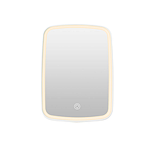 Косметичне дзеркало Xiaomi JordanAndJudy LED Makeup Mirror Upgraded Version 2400мАч