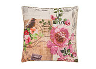Декоративная подушка FORESTA (FLOWER) 45х45см
