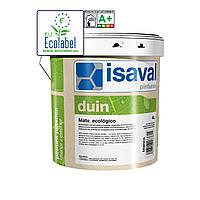 Экологическая краска для детских комнат, больниц, садиков, школ, без запаха, не вызывает аллергии ДУИН 15л