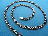 Серебряная Греческий Бисмарк 50,0 см на 18,0 грамм