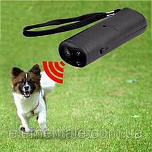 Портативний відлякувач собак AD-100 Ультразвук для відлякування собак