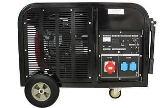 Генератор бензиновый Lifan LF10GF2-4ES (11,5 кВт, 3ф)