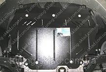 Защита двигателя Шкода Суперб 1 V2.0, 2.5 (стальная защита поддона картера Skoda Superb 1)