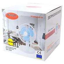 Настільний вентилятор Wimpex 2в1 WX-901 TF 70 Вт