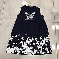 Дитяча сукня 1-4 років на дівчаток оптом Туреччина