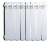 Алюминиевые радиаторы. Global vox r 500/100 Италия. Алюмінієві радіатори опалення. Батареи отопления.