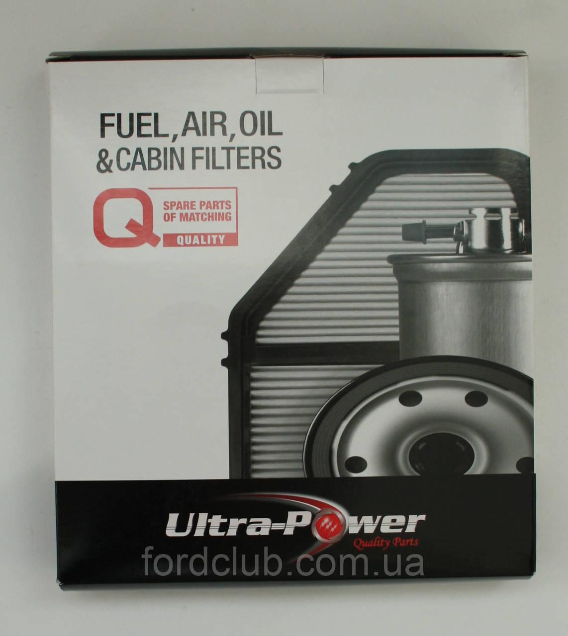 Фильтр воздушный Ford Fusion USA 2,0 hybrid; ULTRA-POWER