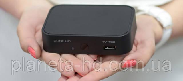 Обзор и тестирование Dune HD TV-102