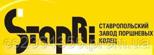 Кільця поршневі ЗІЛ  компр.  Н   60,0   СТ-130-3509167-02